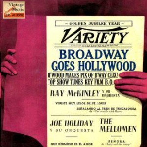 Broadway Goes Hollywood