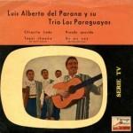Latinoamerica,  Luis Alberto del Paraná