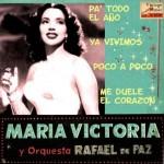 Ya Vivimos, María Victoria