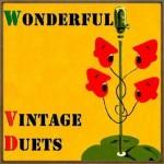 Wonderful Vintage Duets, Varios Artistas