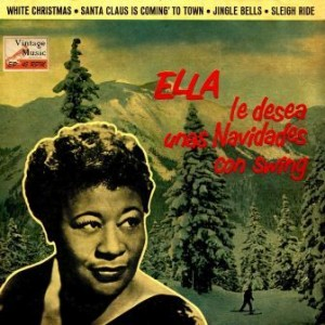 Christmas With Swing, Ella Fitzgerald