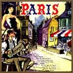 Vintage Accordion In Paris