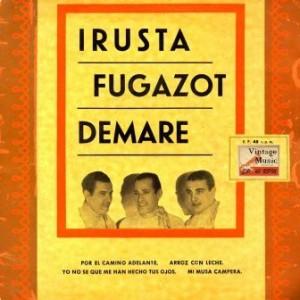 Irusta – Fugazot – Demare, Agustín Irusta