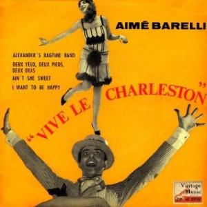 Live Charleston, Aimé Barelli