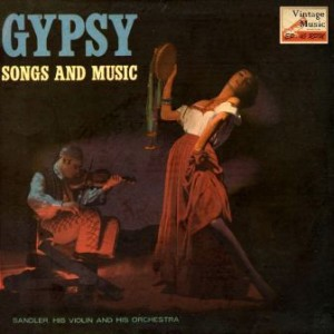 Gypsy Songs And Music, Albert Sandler