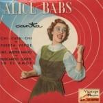 Hey, Mister Banjo, Alice Babs