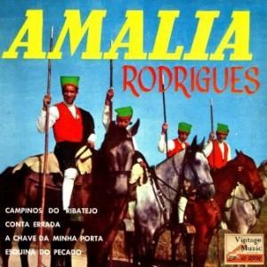 Campinos Do Ribatejo, Amália Rodrigues