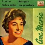 Pepita La Pistolera, Ana María «Cachito»