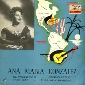 El Preso Nº 9, Ana María González