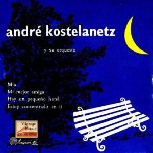 The Girl Friend, Andre Kostelanetz