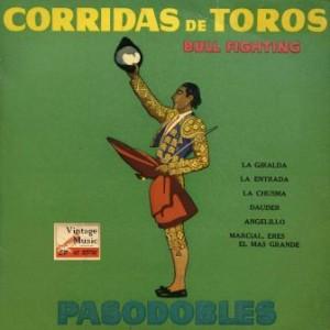 "Bll Fighting"" ""Corridas De Toros"" Pasodobles, Banda de Infanteria del Regimiento de Jaén Nº25"