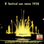 8º Festival San Remo 1958: Accordion, Barimar