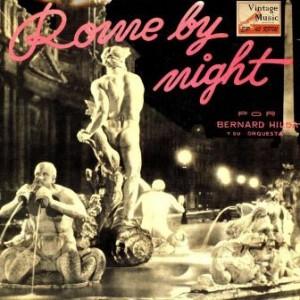 Rome By Night, Bernard Hilda