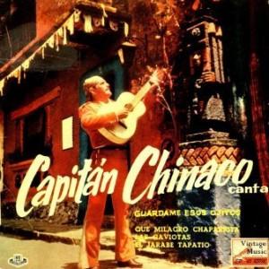 """El Capitán Chinaco Canta Con """"Polvorita"""" Y Trío """"Las Provincianas"""""""