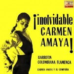 Colombiana Flamenca, Carmen Amaya