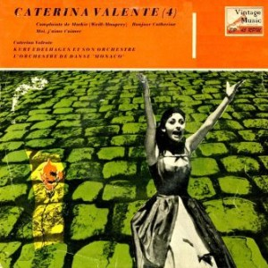 Make The Knife, Caterina Valente