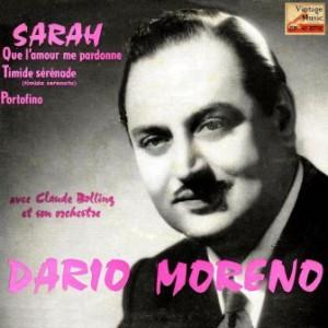 Sarah, Darío Moreno
