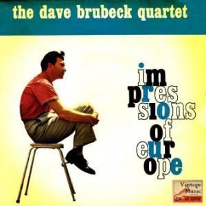 Impressions Of Europe, Dave Brubeck