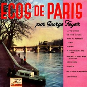 Ecos De Paris, George Feyer