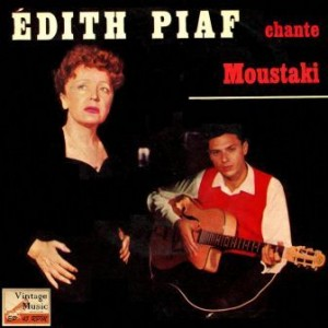 Sing Georges Moustaki, Edith Piaf