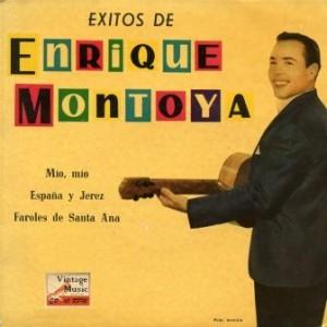 España y Jerez, Enrique Montoya