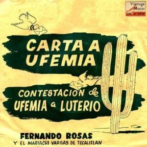 Carta A Ufemia, Fernando Rosas