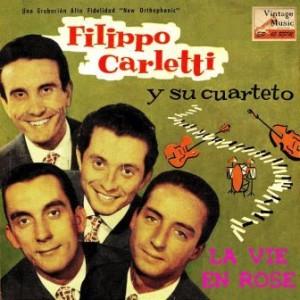 La Vie En Rose, Filippo Carletti Y Su Cuarteto