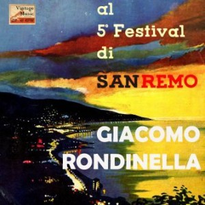 San Remo 5ª Festival, Giacomo Rondinella