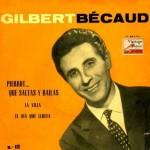 Il Fait Des Bonds… Le Pierrot Qui Danse, Gilbert Becaud