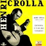 Su Guitarra Y Su Conjunto, Henri Crolla