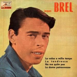 Ne Me Quite Pas, Jacques Brel