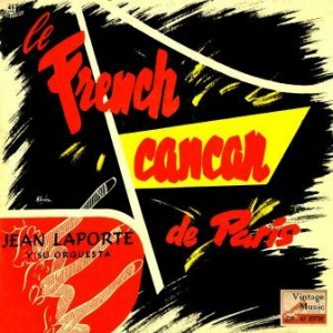 Le French Can-Can De Paris, Jean Laporte