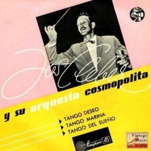 Tango Del Sueño, Jos Cleber
