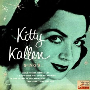 Little Things, Kitty Kallen
