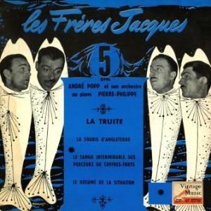 La Truite, Les Frères Jacques