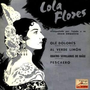 Olé Dolores, Lola Flores