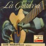 La Guitarra, Luis Maravilla