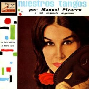 Tango, Manuel Pizarro Y Su Gran Orquesta Argentina
