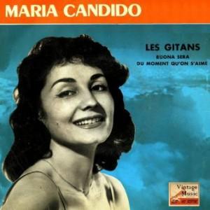 Les Gitans, María Cándido