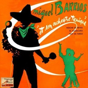 Tangos Para Bailar, Miguel Barrios