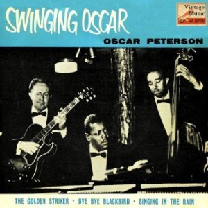 Singin' In The Rain, Oscar Peterson