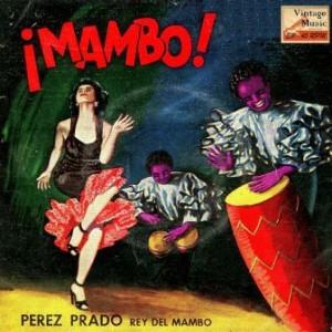 Mambo, Dámaso Pérez Prado