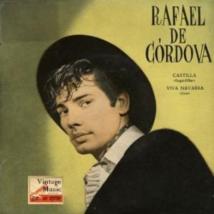 Castañuelas And The Spanish Symphony Orchestra, Rafael de Córdoba