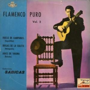 Flamenco Puro, Sabicas