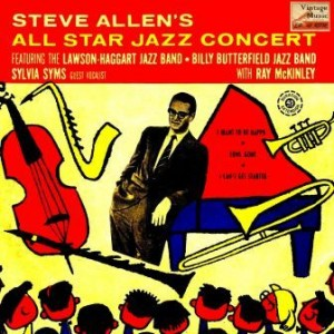 All Star Jazz Concert, Steve Allen