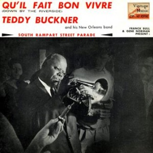 Down By The Riverside, Teddy Buckner