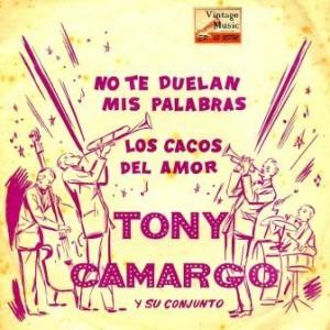 Los Cacos Del Amor, Tony Camargo