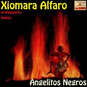 Angelitos Negros, Xiomara Alfaro