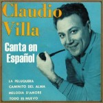 Claudio Villa Canta en Español, Claudio Villa
