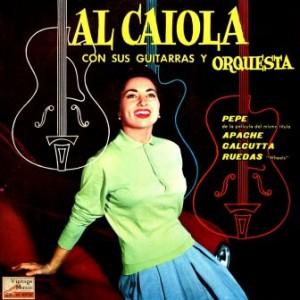 Con Sus Guitarras y Orquesta, Al Caiola